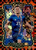 Arnor Ingvi Traustason 2017-18 Panini Select Soccer Mezzanine Checker Ca... - $2.00