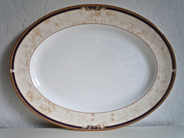 Wedgwood Cornucopia Oval Serving Platter 15 inches - $103.94