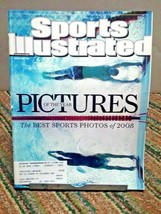 Sports Illustrated December 2008 Year In Pictures - $5.89