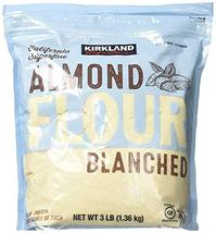 Kirkland Signature Almond Flour Blanched California Superfine, 3 Pounds - $54.05