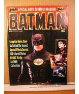 Batman Official Movie Souvenir Magazine Topps 1989 - $8.99