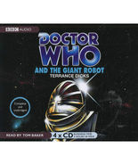 Doctor Who: Giant Robot - Audio/Spoken 4X CD ( New Sealed ) - $29.80