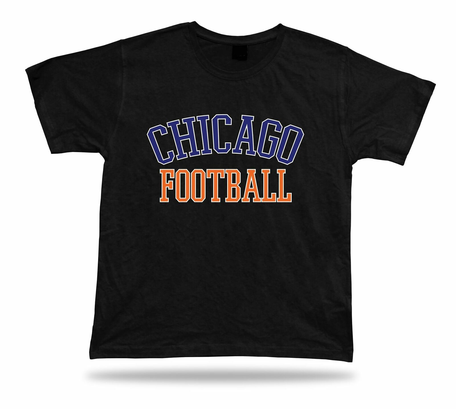 Primary image for Chicago  FOOTBALL t-shirt tee Illinois stadium apparel style design USA