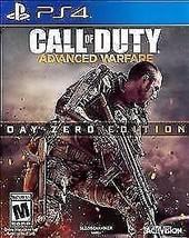Activision Call Of Duty: Advanced Warfare Day Zero Edition Playstation 4... - $37.36