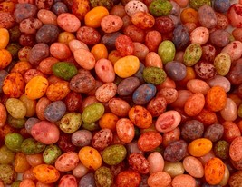 Brach's Fruit Fusion Speckled Jelly Beans, 5 Fruity Flavors Candy Bulk - 3 Pound - $17.45