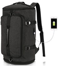 Tocode Water Resistant Hiking Backpack with USB Charging Port Travel Cam... - $1.077,39 MXN