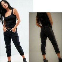 Arc 3D G-Star RAW Distressed Boyfriend Unisex Jeans Black 32 x 32 - $200.00