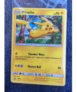 1x Pokemon TCG SEALED SM04 Pikachu Target Promo Card Sun & Moon Exclusive - $6.92