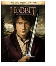 DVD - The Hobbit: An Unexpected Journey (Two-Disc Special Edition) 2-DVD  - $7.94