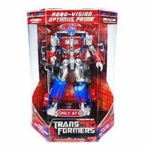 Transformers Movie RoboVision Optimus Prime - $69.29