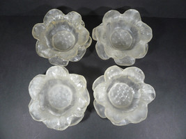 Vintage Dorothy Thorpe Lucite Salad Bowls Stackable Set of 4 - $24.99