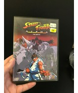 Street Fighter Alpha - The Movie DVD- FAST SHIP - $4.68