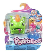 POOPAROOS GREEN DRAGON SQUISHY POOPING TOY - $17.41