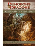 Dungeons & Dragons: Forgotten Realms Player's Guide- Roleplaying Game Su... - $58.71