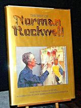 The Best of Norman Rockwell Hard cover Book AA20- CP2172 Vintage image 12