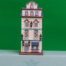 Still In Box, Partylite Cafe Vienna Tealight House, P8276, Used For Demo... - $4.95