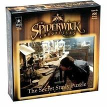 The Spiderwick Chronicles - The Secret Study Puzzle   -=NEW=- - $7.84