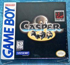 Casper Game Boy 1995 H-Seam Sigillato in Fabbrica Nuovo Scatola Raro Gam... - $94.46