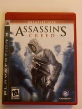WOW Assassin's Creed Greatest Hits CIB (Sony PlayStation 3) Perfect Condition - $6.94