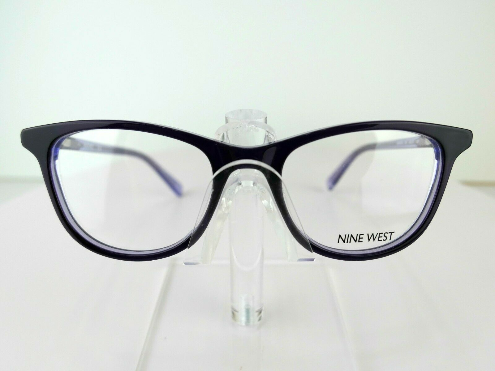 Primary image for Nine West NW 5165 (500) Purple / Glitter 48-17-135 PETITE FIT Eyeglass Frame