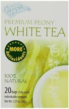 Prince Of Peace Premium Peony White Tea 20 Bag - $5.67