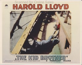 Harold Lloyd Vintage The Kid Brother 8x10 Photo - $9.99