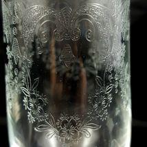 Crystalex Import Assoc Cascade Champagne Flutes Set of 2 Czech Crystal 6 oz image 7