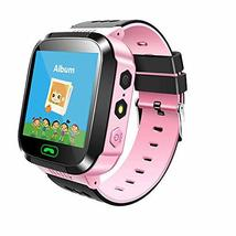 Xiaomi Mitu Children Smart Watch Camera Lighting Touch Screen SOS Call Pink - $46.53