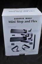 Mini Step And Flex  Model By Sharper Image Compact Stepper - $73.60