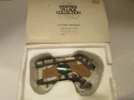 DEPT 56 65463 STONE BRIDGE HERITAGE VILLAGE ACCESSORY  D8 - $12.69