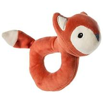 Mary Meyer Leika Baby Rattle, 6-Inches, Little Fox - $12.95