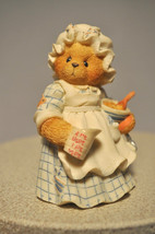 Cherished Teddies - Emily T Claire - CT962 - Membears Only Figure - 1996 - $13.65