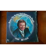 Dan Betzer - Across The Nation & Around The World - Record/LP - $8.99