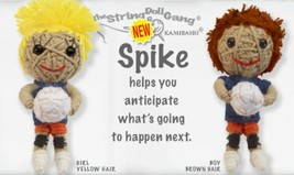 Kamibashi Spike Boy/Girl Volleyball Set Original Stringdoll Collectable ... - $24.99