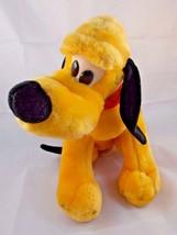"Disneyland Disney World Pluto Dog Plush 10"" Stuffed Animal toy - $4.46"