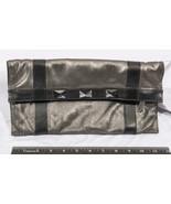 Botkier Black Leather Clutch Handbag tthc - $54.44
