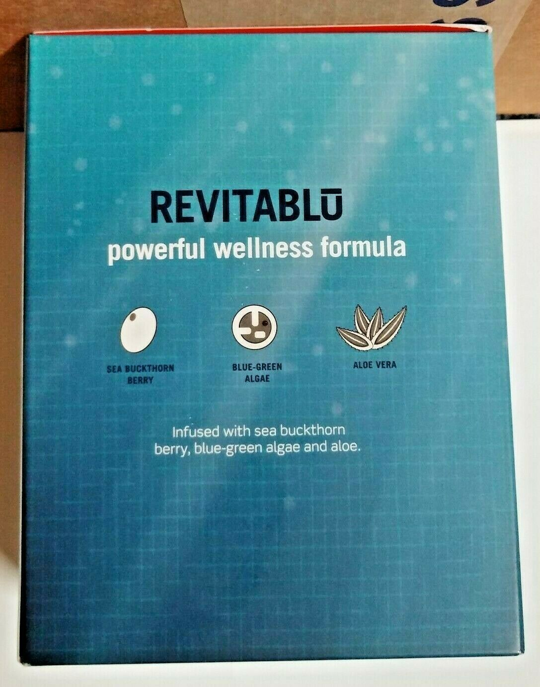 Primary image for Jeunesse RevitaBlu Powerful wellness formula REVITA BLU - Immune Support Ex03/22