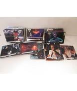 ADVENTURES OF BATMAN ROBIN SKYBOX 1994 DC BATMAN LOGO HOLOGRAMS BATMOBIL... - $18.61