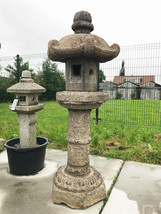 Antique Edo Period Kotoin Gata Japanese Stone Lantern - 0101-0026 - $7,950.00