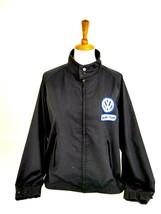 Vintage Volkswagen VW Jacket Men Size 46 Racing Team Jacket Coat Mister 365 - $39.99