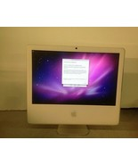 """Apple Imac A1207 20"""" All In One Intel Core 2 2.16 GHZ - $150.00"""
