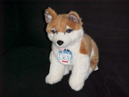 "11"" Disney Mack Plush Gold White Husky Puppy Dog From Snow Dogs With Nam... - $70.11"