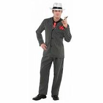 Gangster Costume Adult Al Capone 1920s Halloween Fancy Dress L 42-44 - $35.63