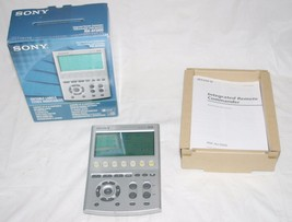 SONY RM-AV3000 Learning Universal Integrated Remote Commander Touch Scre... - $26.55