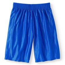 Athletic Works Boys Active Dazzle Shorts X-Small 4-5 Cobalt Crush NEW - $9.89