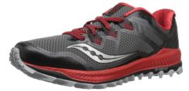 Saucony Peregrine 8 Sz 9 M (D) EU 42.5 Men's Trail Running Shoes Black S... - €54,71 EUR
