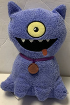"Ugly Dolls Hasbro 9.5"" Ugly Dog Plush Stuffed Purple Blue Monster With S... - $21.79"