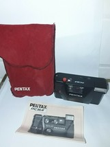 Pentax PC35AF 35mm film camera point and shoot READ - $39.60