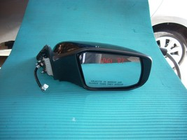 2014 NISSAN ALTIMA RIGHT BLACK SIDE VIEW MIRROR image 1