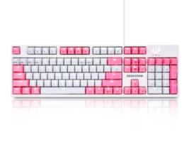Geekstar GK801-2 Mechanical Gaming Keyboard English Korean Kailh Optical Switch image 1